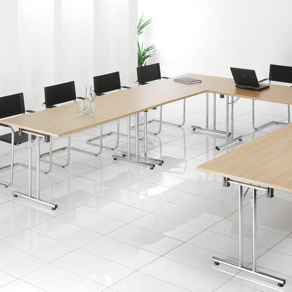 Folding Leg Meeting Tables
