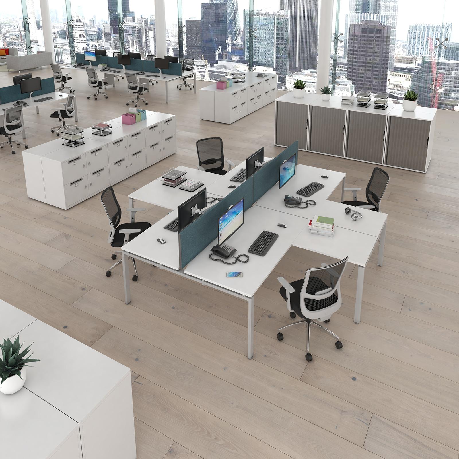 Cluster Office Desks