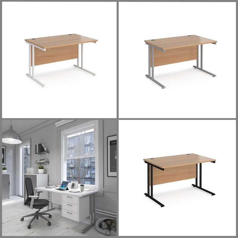 Rectangular Office Desks